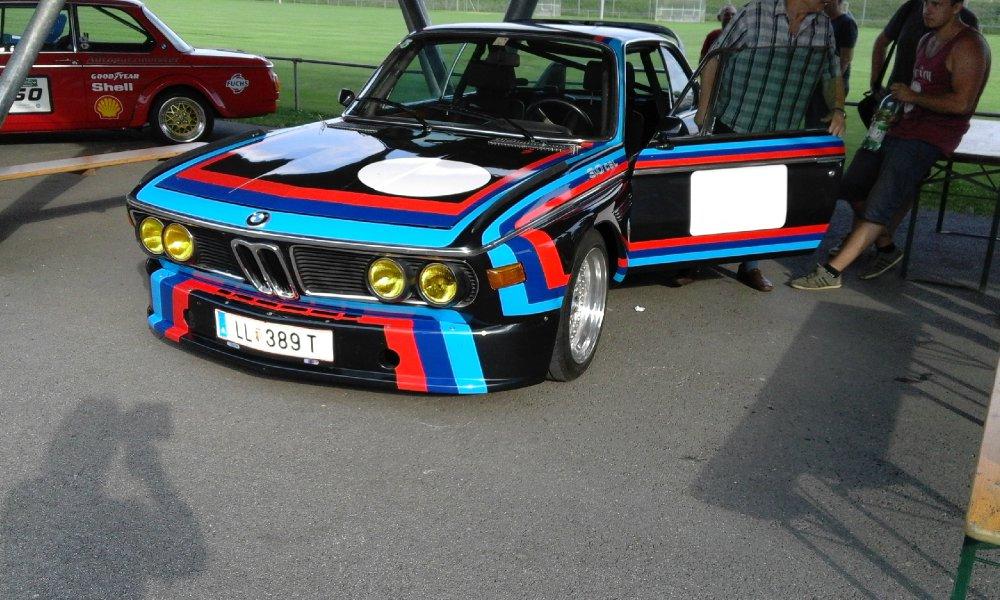 1.Int.BMW Treffen,BMW Club Team Graz - Fotos von Treffen & Events
