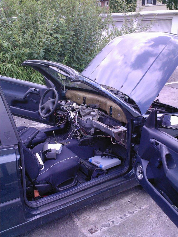 Golf 3 Cabrio - Fremdfabrikate