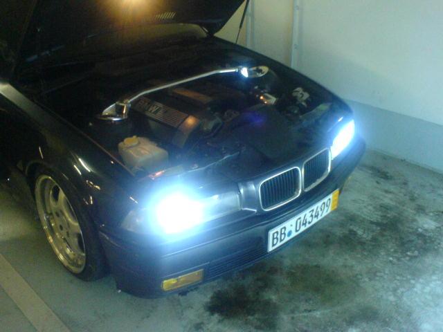 ///M axi´s Wiederauferstehung 01.04.2011 - 3er BMW - E36