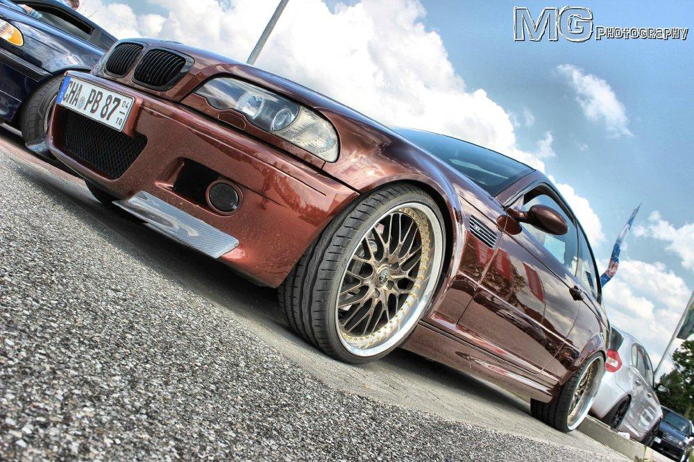 Diablo Copper - 3er BMW - E46