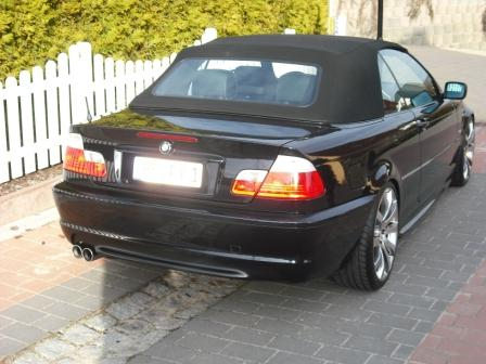 bmw e46 cabrio m paket 3er bmw e46 cabrio. Black Bedroom Furniture Sets. Home Design Ideas