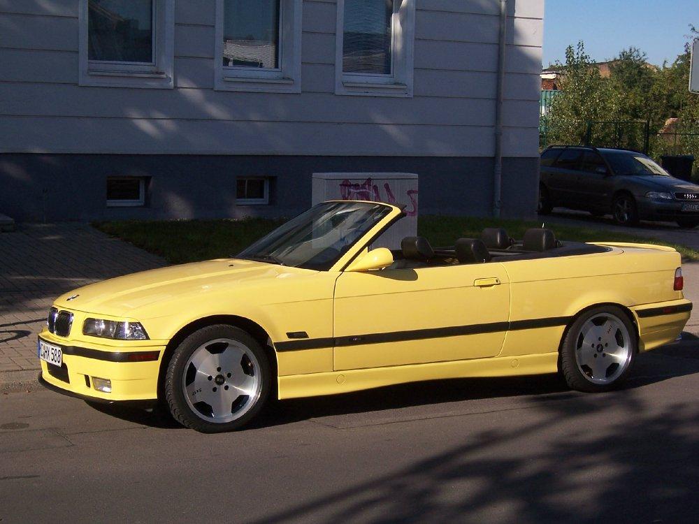 BMW E36 Individual Cabrio - 3er BMW - E36