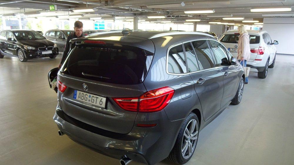 """2er Gran Tourer """"Family Runner"""" - Fotostories weiterer BMW Modelle"""
