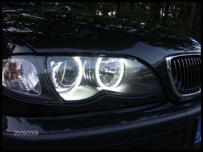 E46 Angel Eyes UPDATE - 3er BMW - E46