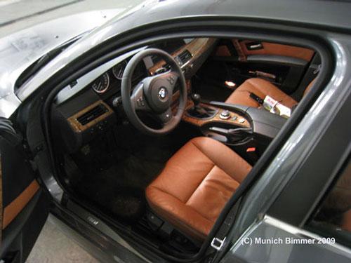 BMW E61 M 530d M-Paket - 5er BMW - E60 / E61