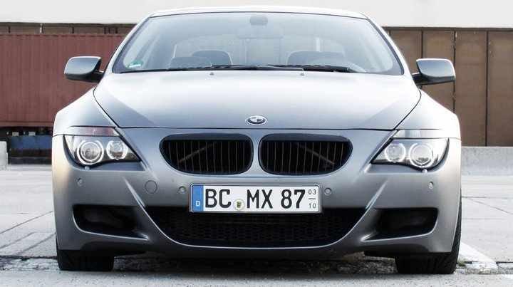 Frozen Grey BMW M6 Optik - Fotostories weiterer BMW Modelle