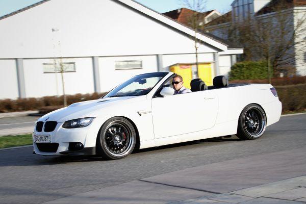 Umbau ist fertig auf M3 Optik - 3er BMW - E90 / E91 / E92 / E93