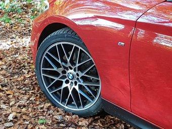 CMS  Felge in 8x18 ET 45 mit Continental  Reifen in 225/40/18 montiert vorn Hier auf einem 2er BMW F22 220i (Coupe) Details zum Fahrzeug / Besitzer