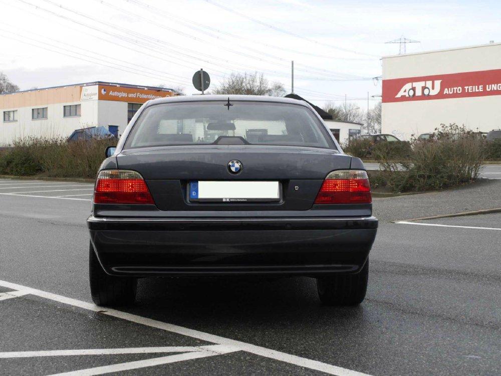 E38 740i Alltagsauto - Fotostories weiterer BMW Modelle