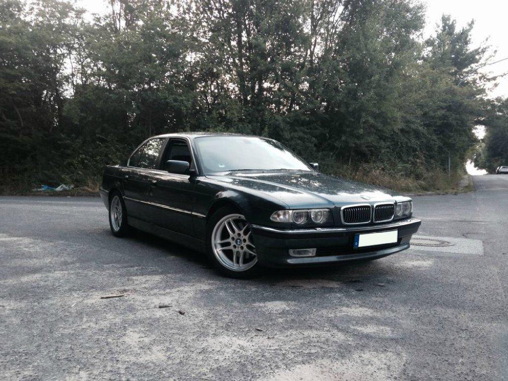 E38 740iLPG Alltagsauto in Full-Paket - Fotostories weiterer BMW Modelle