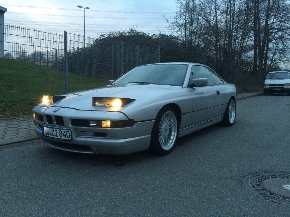 Jugendtram: E31 840Ci CSi-Paket aus Japan - Fotostories weiterer BMW Modelle