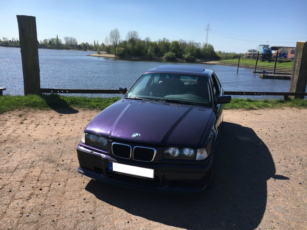 BMW E36 V12 354iS Update:Winterschlaf - 3er BMW - E36
