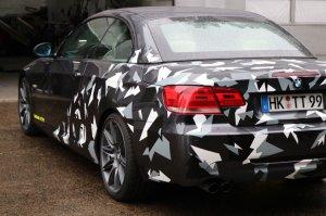 E93 330i camo - 3er BMW - E90 / E91 / E92 / E93
