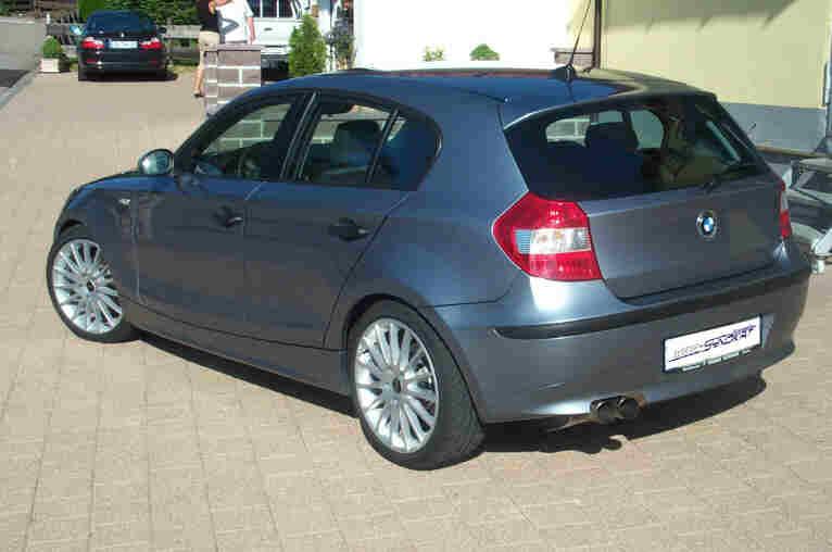 BMW 116i E87 - 1er BMW - E81 / E82 / E87 / E88