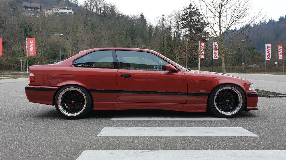 Coupe - 3er BMW - E36