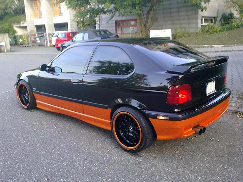 316i E36 Turbo Turbo 3er Bmw E36
