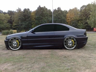 schwarzer bmw e46 coupe bmw fakes. Black Bedroom Furniture Sets. Home Design Ideas