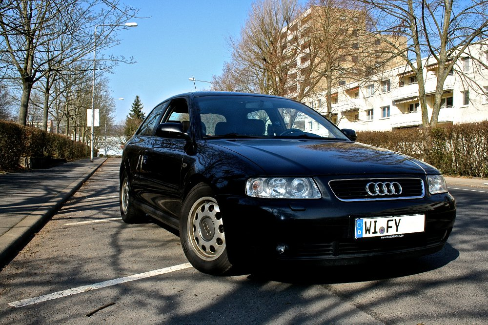 audi a3 8l 1 9 tdi fremdfabrikate audi tuning. Black Bedroom Furniture Sets. Home Design Ideas