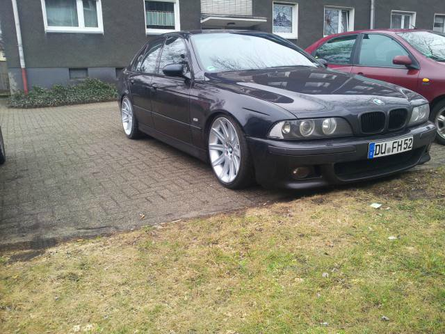 535i m 5er bmw e39 limousine tuning fotos. Black Bedroom Furniture Sets. Home Design Ideas
