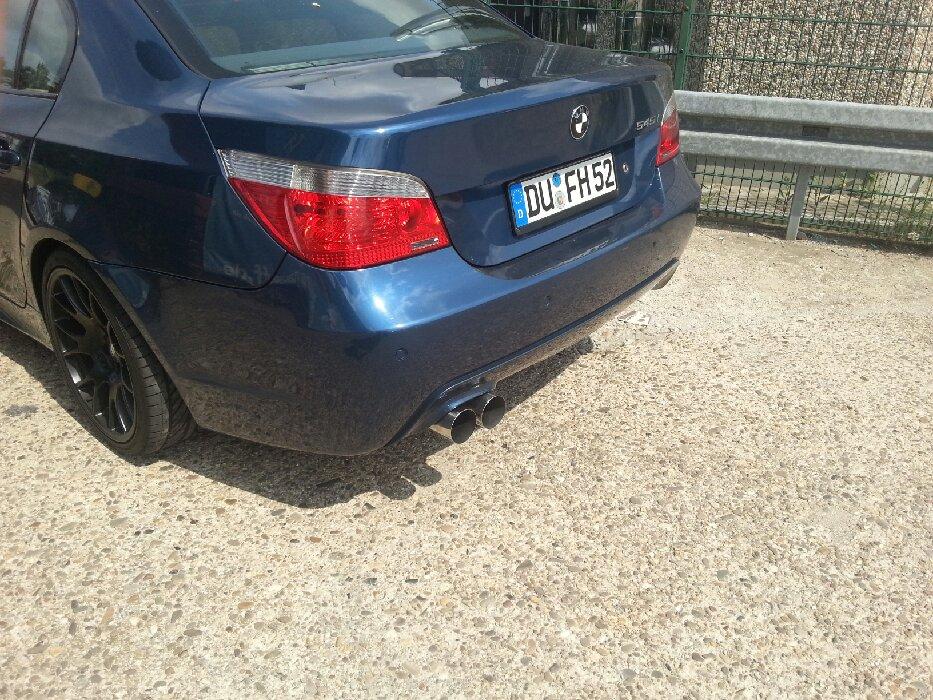 e60 545i ///M - 5er BMW - E60 / E61
