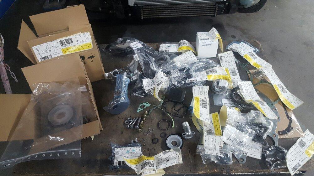 E30 350i s62 kompressor wird zum m50b30 Turbo - 3er BMW - E30