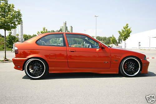 Winterpause Neue Bilder - 3er BMW - E36