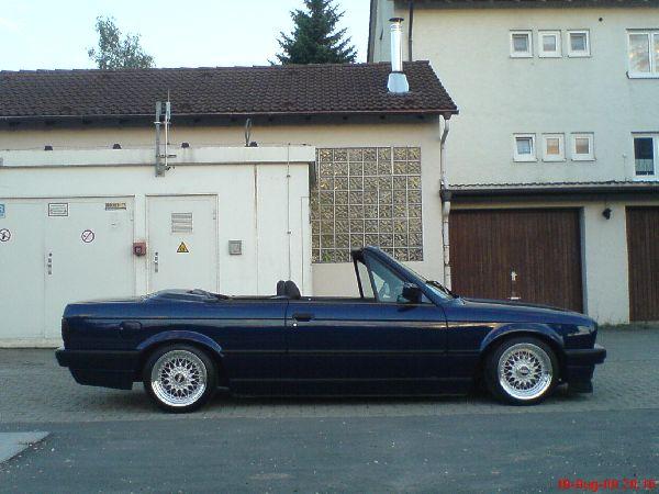 Bmw E30 Cabrio Bbs Rs