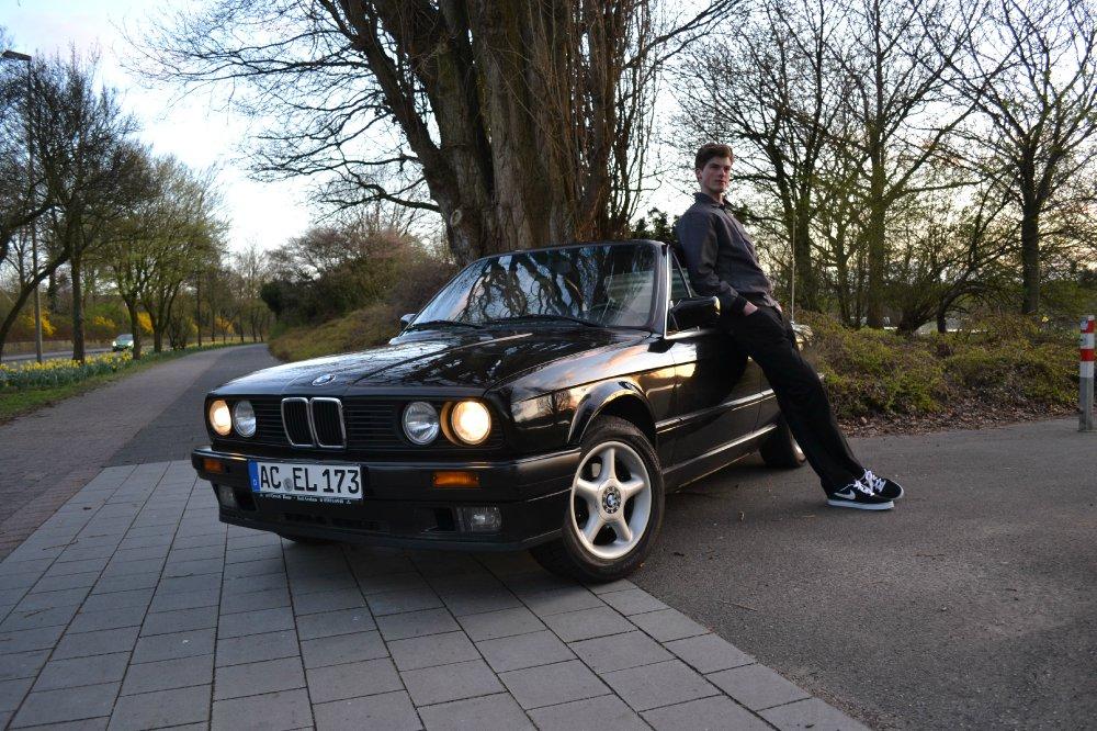 """'91er BMW e30 318i Cabrio [ 3er BMW - E30 ] """"Cabrio ..."""