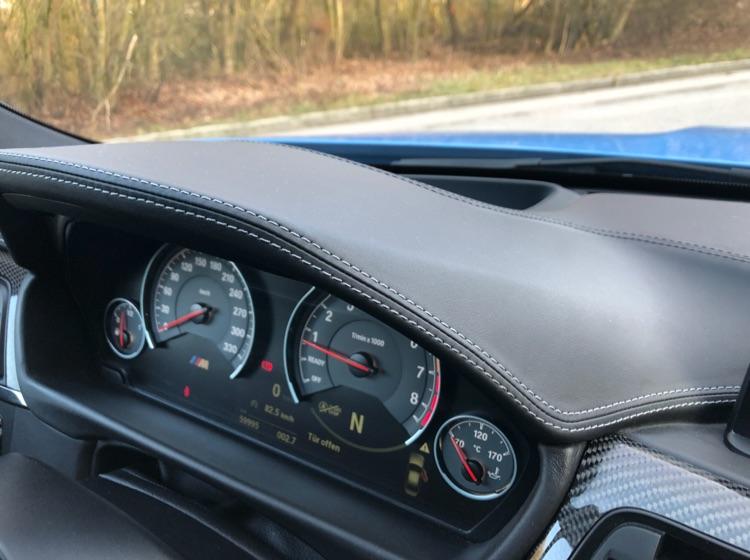 F80 M3 Arride Arlift Z Performance Marina Blue - 3er BMW - F30 / F31 / F34 / F80