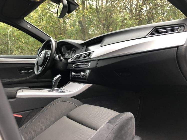 F11 525d xdrive M Paket m5 Felgen Tief - 5er BMW - F10 / F11 / F07
