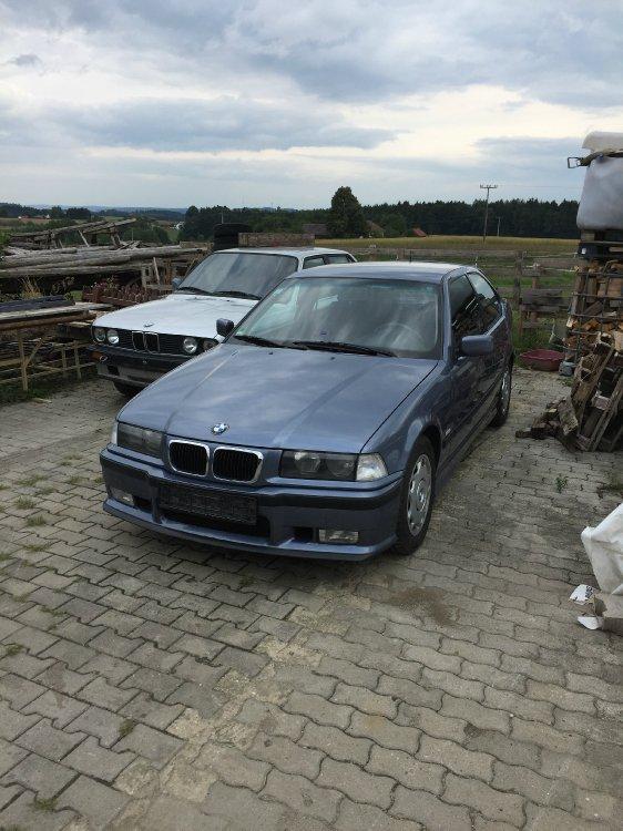 E36 316i Winterhure! - 3er BMW - E36