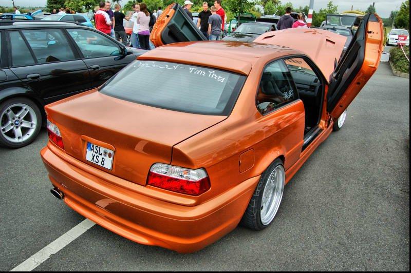 """""""Phoenix aus der Asche"""" - 3er BMW - E36"""