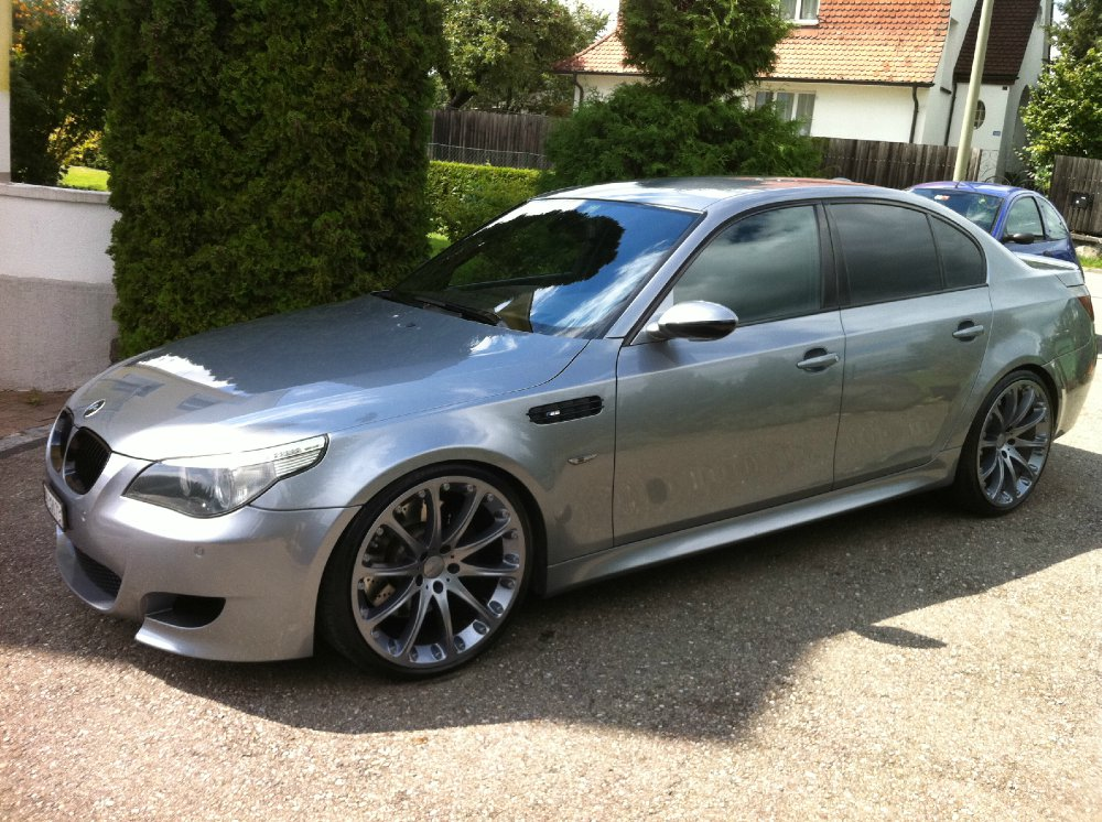 bmw m5 e60 hartge 5er bmw e60 e61 m5 tuning. Black Bedroom Furniture Sets. Home Design Ideas