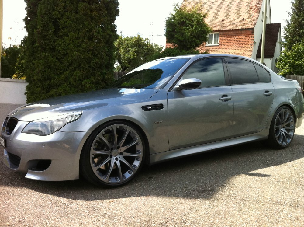 Bmw M5 E60 Hartge 5er Bmw E60 E61 Quot M5 Quot Tuning Fotos Bilder Stories