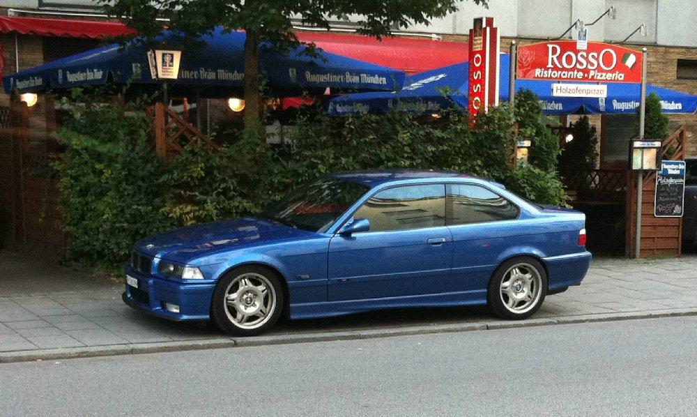 Mein E36 M3 32 Estorilblautraum 3er Bmw E36 M3 Tuning