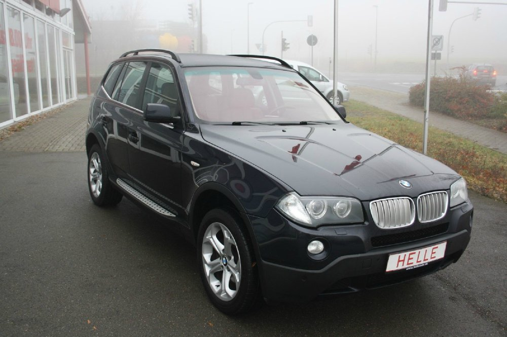 bmw x3 3 0sd bmw x1 x3 x5 x6 x3 tuning fotos bilder stories. Black Bedroom Furniture Sets. Home Design Ideas