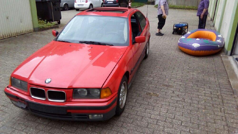 E36 1.6i - 3er BMW - E36
