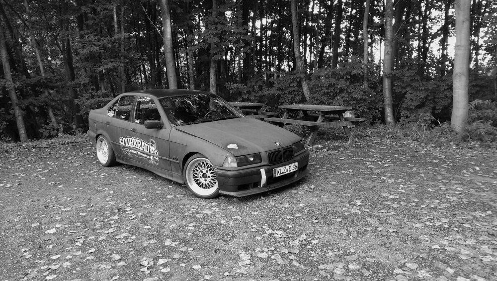 BMW E36 - Rusty - 3er BMW - E36