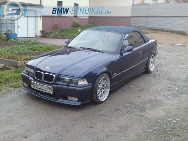 328i Cabrio on Hartge Wheels - 3er BMW - E36 - DSC00553.JPG