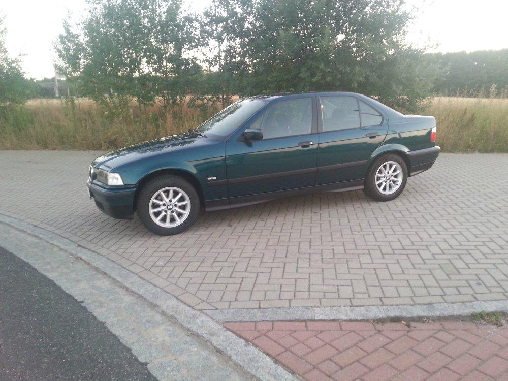 20 Jahre 46800Km TÜV Neu in 10 Jahre H-Kennzeichen - 3er BMW - E36
