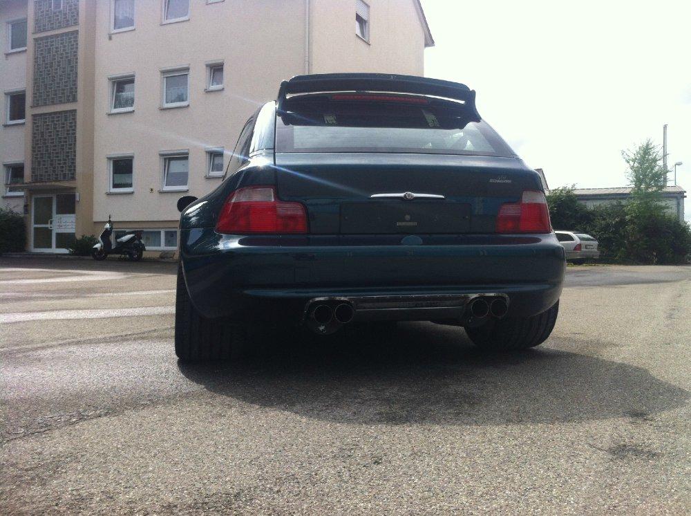 Z3 M Coupé Grün 8,5x11x19 315 /25 19 - BMW Z1, Z3, Z4, Z8