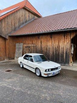 M535iA e28 Alpinweiß - Fotostories weiterer BMW Modelle