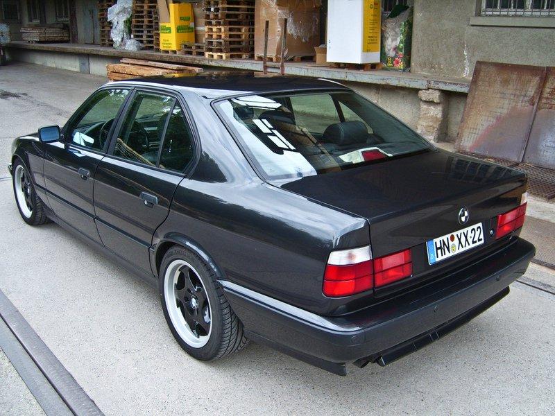 E34 525i mit M-Paket - 5er BMW - E34