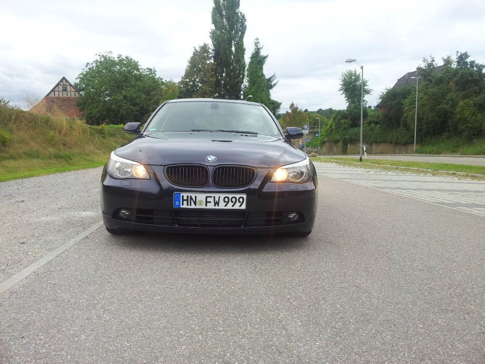 E61 525D - 5er BMW - E60 / E61