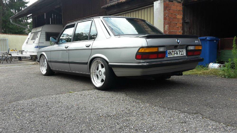 E28 520i Edition - Fotostories weiterer BMW Modelle