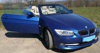 BMW-Syndikat Fotostory - e93, 325i Cabrio, 218PS