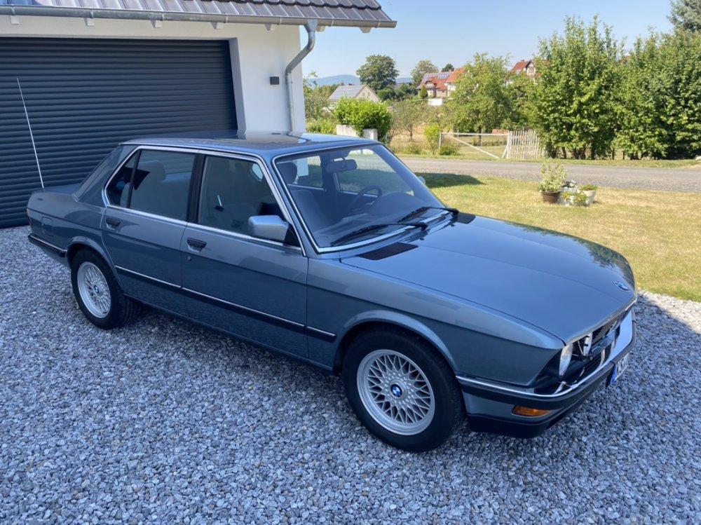 E28 520i mit etwas M Classic Data 2+ - Fotostories weiterer BMW Modelle