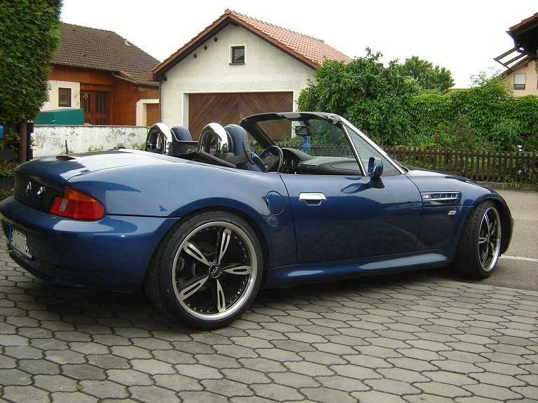 Bmw Z3 2 0l Facelift Chiptuning 18 Quot Bmw Z1 Z3 Z4