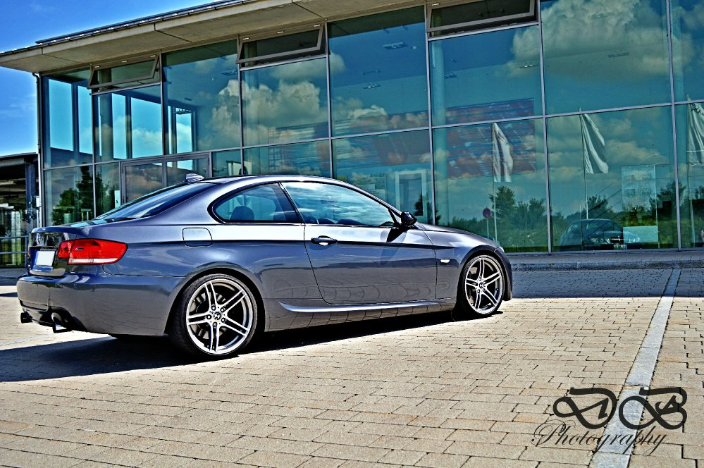 BMW E92 335i Coupé by DB Autoveredelung - 3er BMW - E90 / E91 / E92 / E93