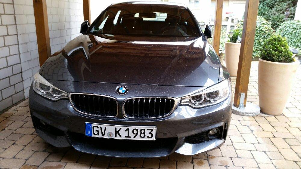 420 i gran coupe m paket modelpflege 4er bmw f32 for Bmw 4er gran coupe m paket